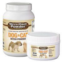 Micro Plant Powder dogcat detox