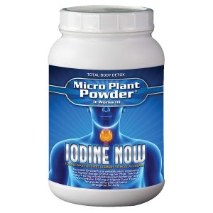 Micro Plant powder Iodine Now