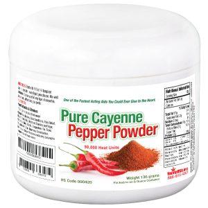 Cayenne Pepper mockup