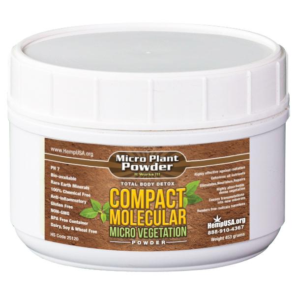 Compact Molecular Micro Vegetation nutrition