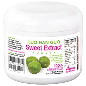 Sweet Extract mockup